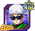 Hero of Love and Justice Great Saiyaman (AGL)