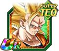 [Astounding Transformation] Super Saiyan 3 Goku (Angel)