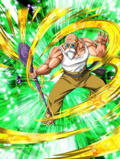 Mighty Mettle Master Roshi (Max Power)