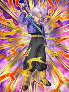 Mysterious Boy Trunks (Teen)