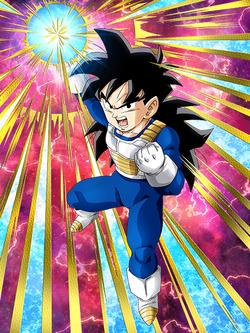 Gohan (Youth) [Rising Premonition]