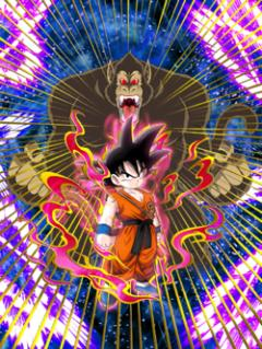Emerging Power Goku (Youth) (Giant Ape)