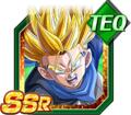 Experience and Growth Super Saiyan Trunks (GT)