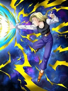 Clever Tactics Android 18