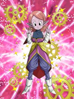 Lord of Time Supreme Kai of Time