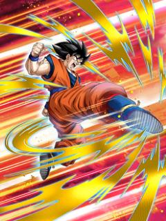 Goku [Daily Training]