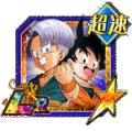 Budding Warriors Trunks (Kid) %26 Goten (Kid)