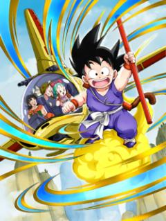 Journey to the World Goku (Youth)