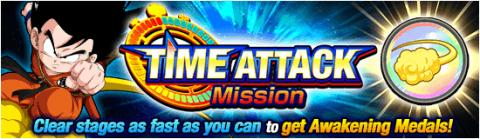 Time Attack Missions