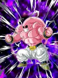 Transforming Power Majin Buu (South Supreme Kai)