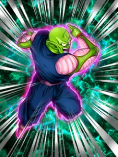 Fearful World Domination Demon King Piccolo
