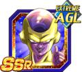 The Pinnacle of Evil Golden Frieza (AGL-2)