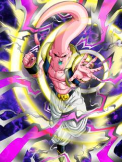 Tactics Evolved Majin Buu (Gotenks)