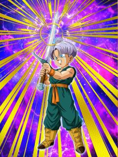Trunks (Kid) [Entrusted Will]