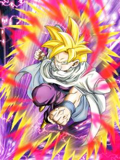 Soaring New Generation Super Saiyan Gohan (Youth)