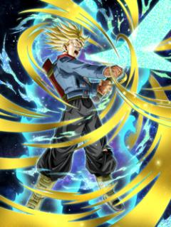 Blade of Hope and Dreams Super Saiyan Trunks (Future)