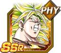 Fearsome Rampage Legendary Super Saiyan Broly