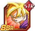 Gentle-Hearted Warrior Super Saiyan Gohan (Youth)