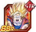 Father%27s Pride Super Saiyan Goku