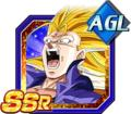 [Evolution of Combat] Super Saiyan 3 Trunks (Teen)