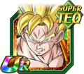 Protector of Hope Super Saiyan Gohan (Future)