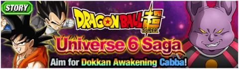 Dragon Ball Super: Universe 6 Saga