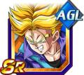 A Slash of Respect Super Saiyan Trunks (Teen)