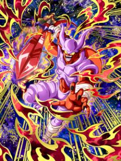 Evil Incursion Super Janemba