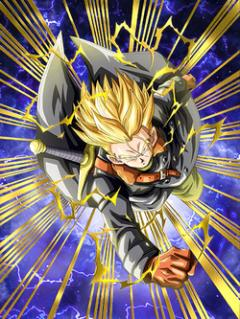 A Critical Mission Super Saiyan Trunks (Xeno)