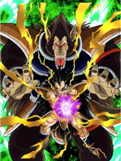 Warrior Race%27s Backbone Raditz (Giant Ape)