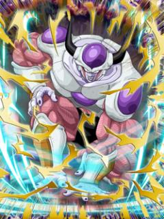 The Nightmare Transformed Frieza (2nd Form)