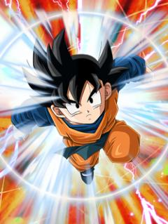 Fighting Prodigy Goten (Kid)