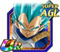 [Accepted Pride] Super Saiyan God SS Vegeta