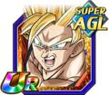 Long-awaited Serious Duel Super Saiyan 2 Goku
