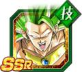 Super Evolution of Despair Super Saiyan 3 Broly