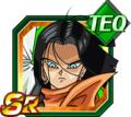 Infinite Fighting Spirit Android 17