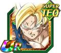 [Total Might, Full Power] Super Saiyan Goku