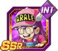 Innocent Pokes Arale Norimaki