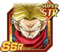 Power of Rage Super Saiyan Trunks (Future)