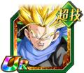 Earned Trust Super Saiyan Trunks (GT)