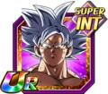 Super-Dimensional Instinct Goku (Ultra Instinct)