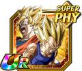 [Resurrected Saiyans] SS Goku (Angel) & SS Vegeta (Angel)