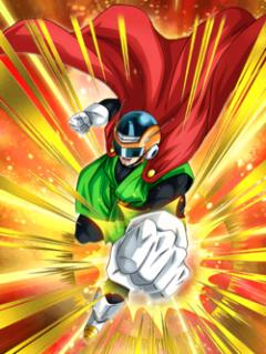 Iron Fist of Justice Great Saiyaman