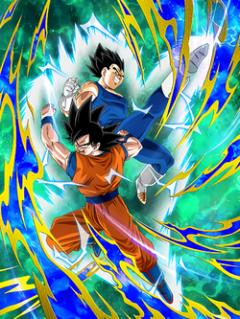 [Eternal Rivalry] Goku & Vegeta