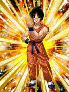 Flash of Glory Yamcha