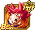 State of God Super Saiyan God Goku