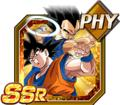 [Super Warriors from Otherworld] Goku (Angel) & Vegeta (Angel)