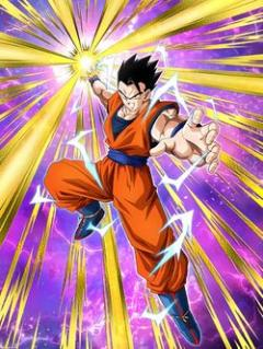 A New Decision Ultimate Gohan