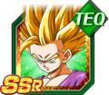 Fury Unleashed Super Saiyan 2 Gohan (Youth)