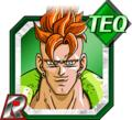 Nature-Loving Warrior Android 16